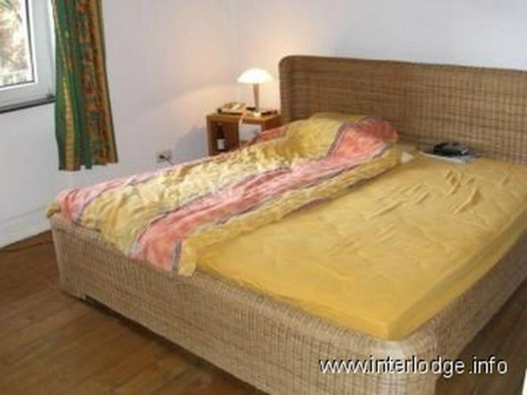 Bild 5: INTERLODGE Möblierte Komfortwohnung in saniertem Altbau mit Balkon und Garage in Köln-Ni...