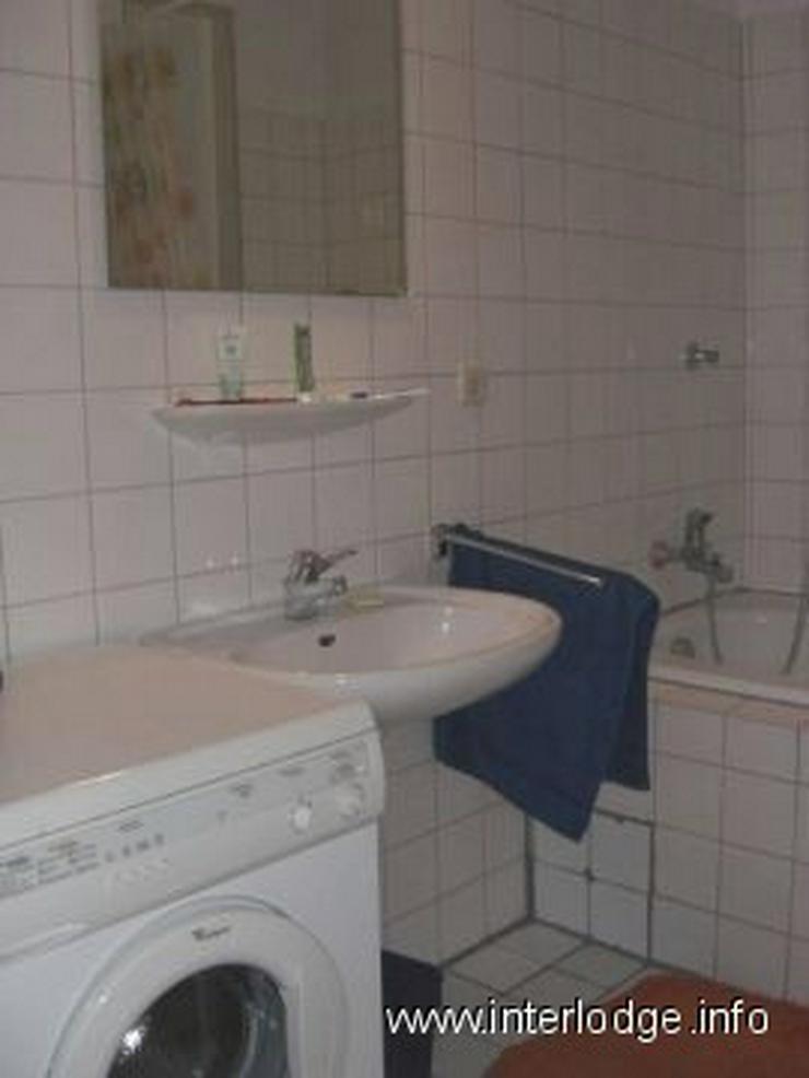Bild 6: INTERLODGE Möblierte Komfortwohnung in saniertem Altbau mit Balkon und Garage in Köln-Ni...