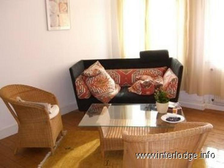 INTERLODGE Möblierte Komfortwohnung in saniertem Altbau mit Balkon und Garage in Köln-Ni... - Wohnen auf Zeit - Bild 1