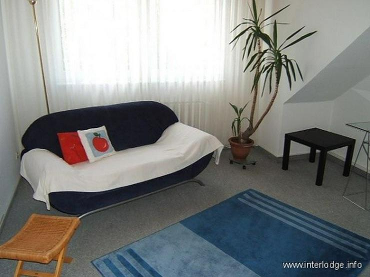 Bild 3: INTERLODGE: Möbliertes Apartment mit großem Balkon in Köln-Holweide