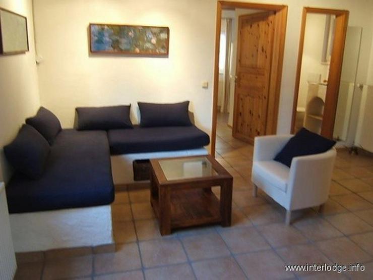 INTERLODGE: Möbliertes Haus mit Gartennutzung, Terrasse, Sauna und kleinem Weinkeller in ... - Wohnen auf Zeit - Bild 1