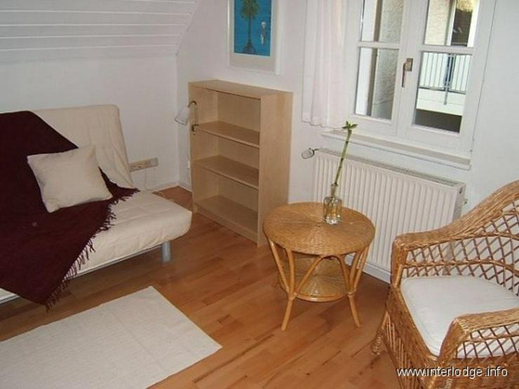 Bild 4: INTERLODGE: Möbliertes Haus mit Gartennutzung, Terrasse, Sauna und kleinem Weinkeller in ...