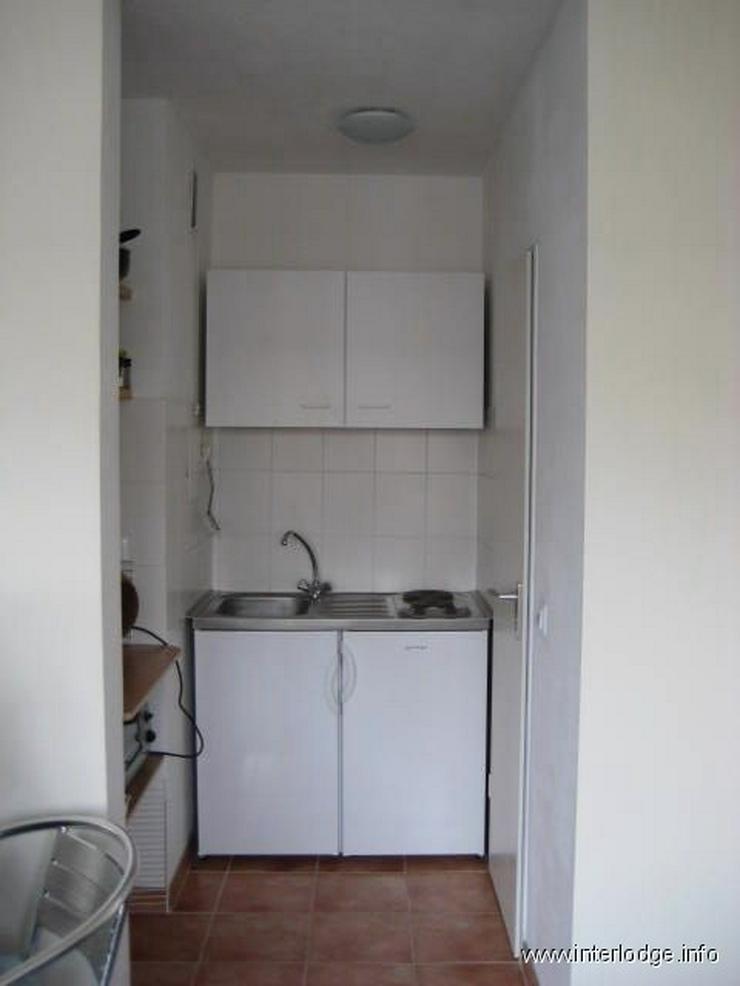 Bild 6: INTERLODGE Möbliertes Apartment im Mehrfamilienhaus mit Aufzug und Terrasse in Köln-Alts...