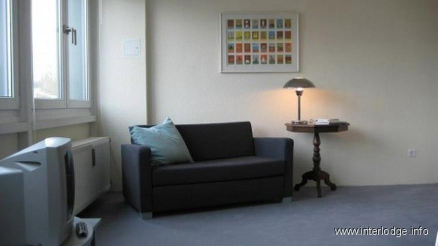 Bild 4: INTERLODGE Möbliertes Apartment im Mehrfamilienhaus mit Aufzug und Terrasse in Köln-Alts...