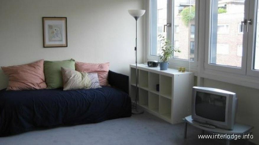 Bild 3: INTERLODGE Möbliertes Apartment im Mehrfamilienhaus mit Aufzug und Terrasse in Köln-Alts...