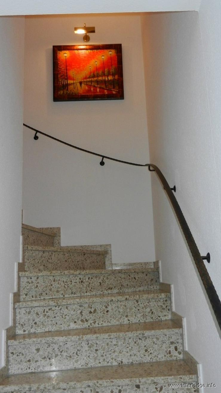 Bild 6: INTERLODGE Stilvoll möblierte Maisonette mit Balkon, Terrasse und Gartennutzung in Köln-...
