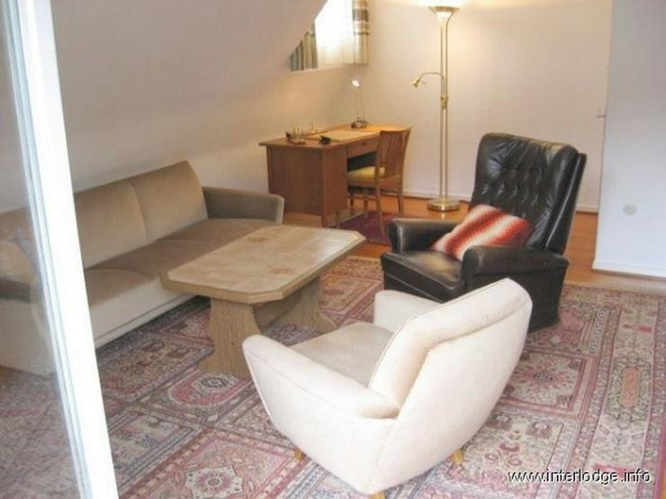 INTERLODGE: Möblierte Wohnung mit Dachterrasse in Köln-Rodenkirchen (Hochkirchen)
