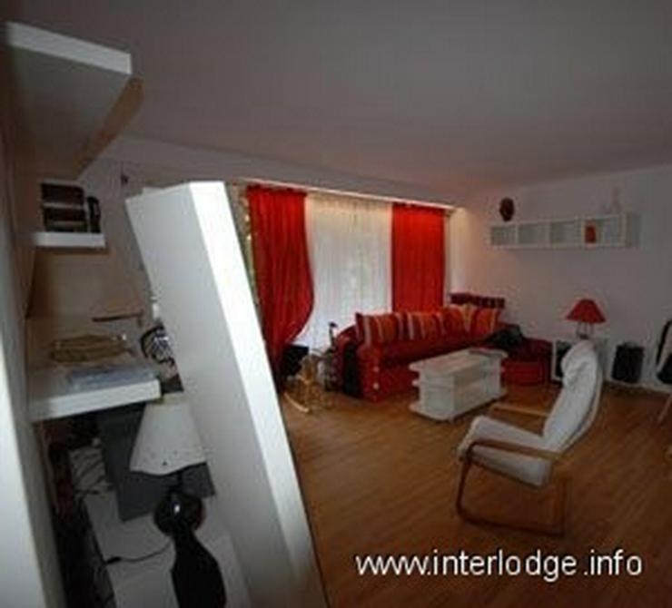 Bild 2: INTERLODE Moderne möblierte Komfortwohnung mit Balkon und 2 Schlafzimmern in Köln-Marien...