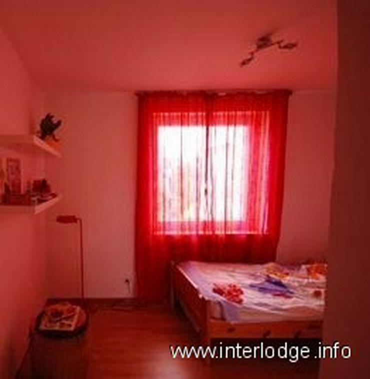 INTERLODE Moderne möblierte Komfortwohnung mit Balkon und 2 Schlafzimmern in Köln-Marien... - Wohnen auf Zeit - Bild 5
