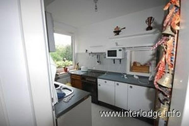 Bild 3: INTERLODE Moderne möblierte Komfortwohnung mit Balkon und 2 Schlafzimmern in Köln-Marien...