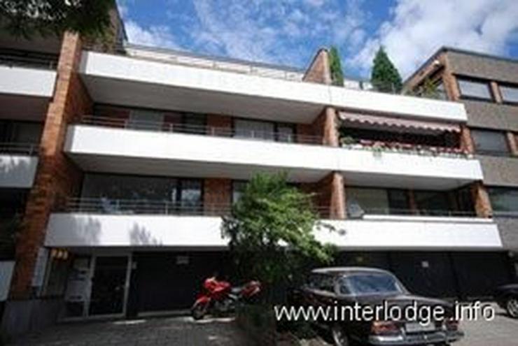 Bild 7: INTERLODE Moderne möblierte Komfortwohnung mit Balkon und 2 Schlafzimmern in Köln-Marien...