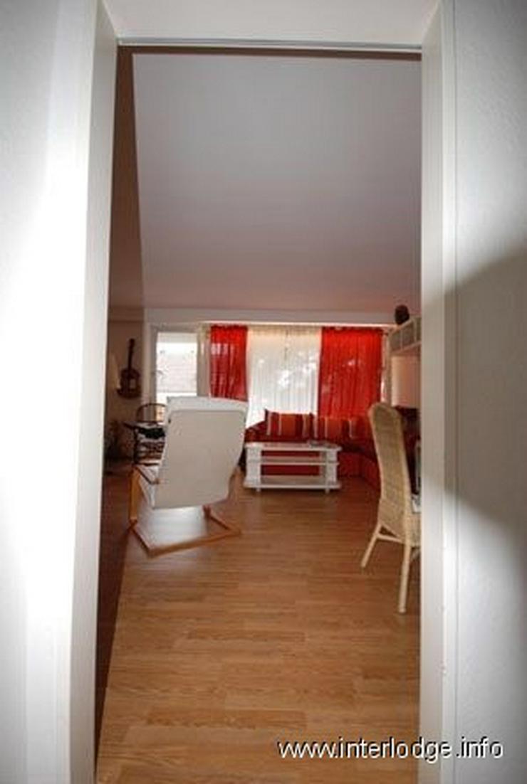 Bild 4: INTERLODE Moderne möblierte Komfortwohnung mit Balkon und 2 Schlafzimmern in Köln-Marien...