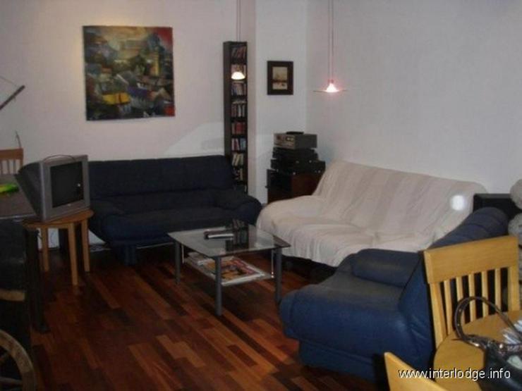 Bild 3: INTERLODGE Möblierte Wohnung mit Terrasse, Gartenanteil und Garage in Köln-Sülz