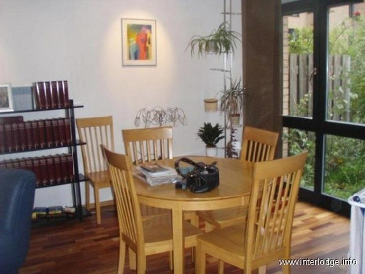Bild 2: INTERLODGE Möblierte Wohnung mit Terrasse, Gartenanteil und Garage in Köln-Sülz