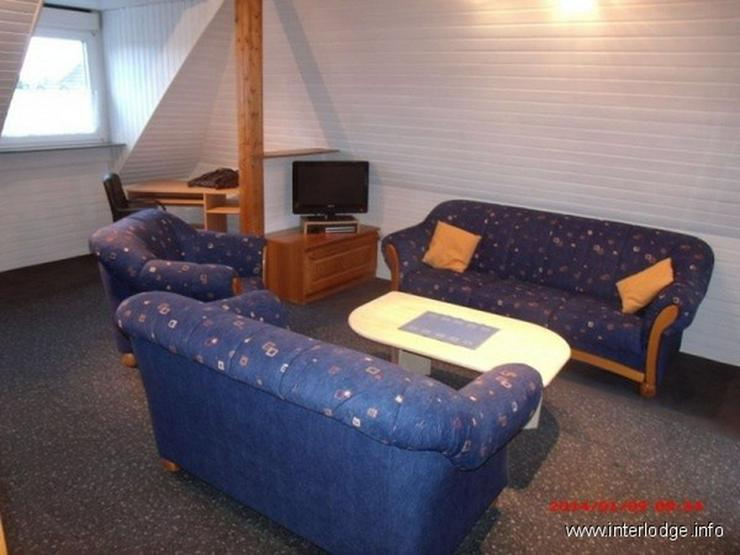 Bild 2: INTERLODGE Komplett und behaglich ausgestattete Wohnung in Mülheim-Heimaterde - Nähe RRZ