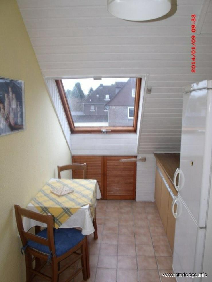 Bild 4: INTERLODGE Komplett und behaglich ausgestattete Wohnung in Mülheim-Heimaterde - Nähe RRZ