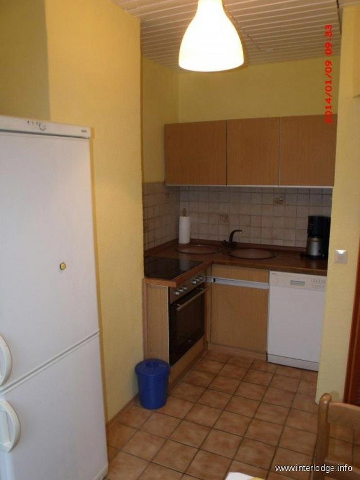 Bild 5: INTERLODGE Komplett und behaglich ausgestattete Wohnung in Mülheim-Heimaterde - Nähe RRZ