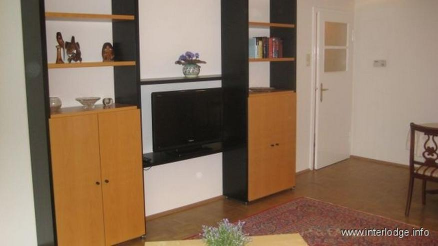 Bild 2: INTERLODGE Möblierte Wohnung mit Terrasse in ruhiger Lage von Köln-Holweide