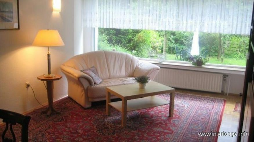 INTERLODGE Möblierte Wohnung mit Terrasse in ruhiger Lage von Köln-Holweide - Wohnen auf Zeit - Bild 1