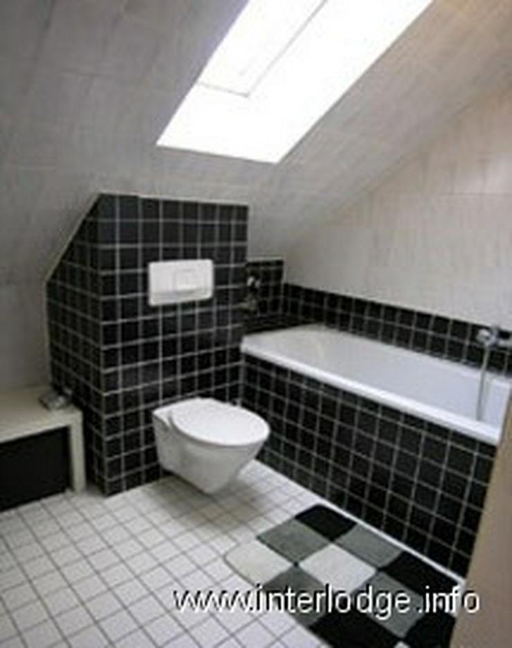 Bild 6: INTERLODGE Möblierte Komfort Maisonettewohnung mit Balkon, Aufzug und 2 Schlafräumen in ...
