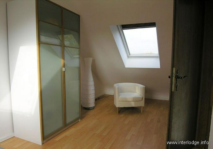 Bild 5: INTERLODGE Möblierte Komfort Maisonettewohnung mit Balkon, Aufzug und 2 Schlafräumen in ...