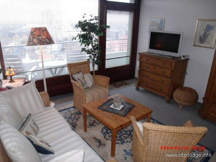 Bild 2: INTERLODGE Wohnen auf Zeit über den Dächern von Gelsenkirchen. Möblierte Wohnung in GE-...