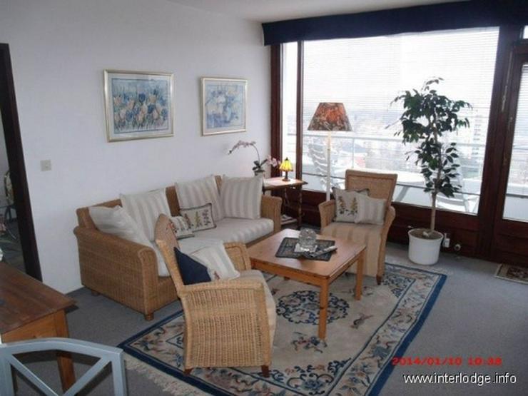 INTERLODGE Wohnen auf Zeit über den Dächern von Gelsenkirchen. Möblierte Wohnung in GE-...