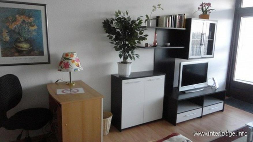 Bild 3: INTERLODGE Wohnen auf Zeit über den Dächern von Gelsenkirchen. Möbliertes Apartment in ...