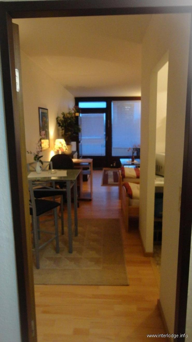 Bild 5: INTERLODGE Wohnen auf Zeit über den Dächern von Gelsenkirchen. Möbliertes Apartment in ...