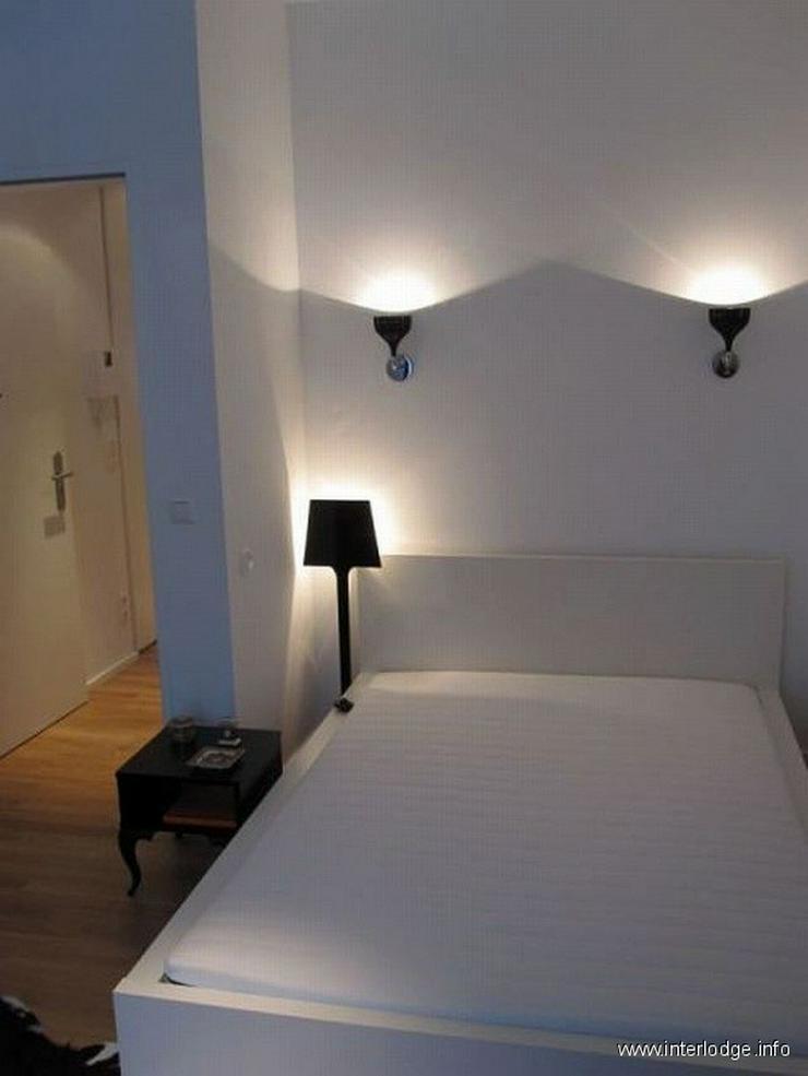 INTERLODGE Moderne möblierte Wohnung mit exklusiver Ausstattung, Garage möglich in Köln... - Wohnen auf Zeit - Bild 1