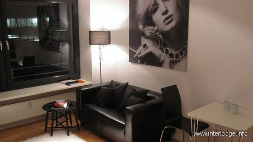 Bild 2: INTERLODGE Moderne möblierte Wohnung mit exklusiver Ausstattung, Garage möglich in Köln...