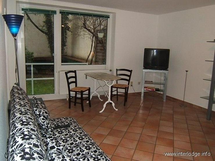 INTERLODGE Möbliertes Apartment mit Balkon und Gartennutzung in  Köln - Ehrenfeld - Wohnen auf Zeit - Bild 1