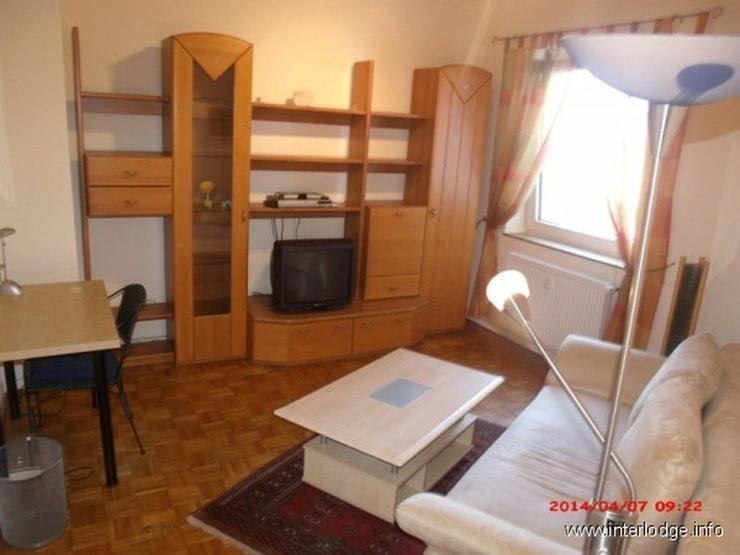 INTERLODGE Möblierte Wohnung mit gehobener Ausstattung in zentraler Lage in Essen-Huttrop - Wohnen auf Zeit - Bild 1