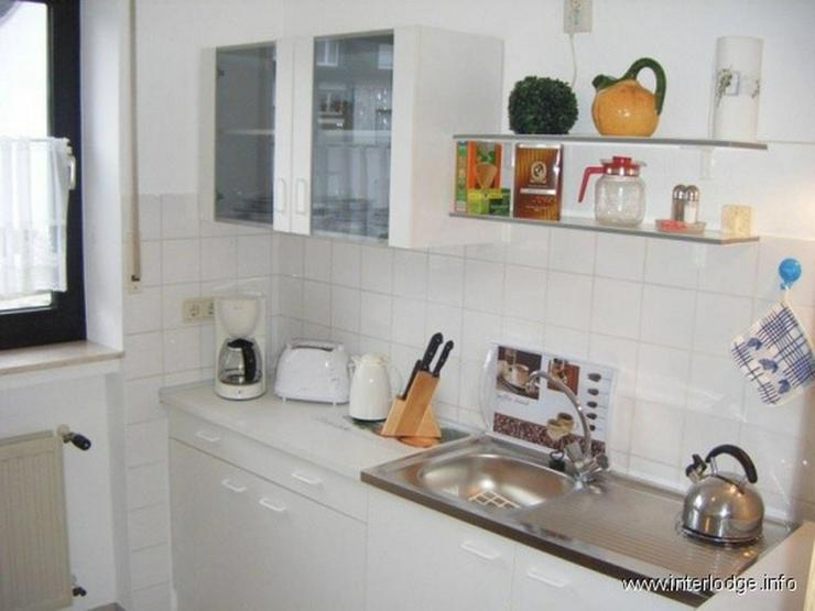 Bild 6: INTERLODGE Möblierte helle Wohnung mit Loggia in ruhiger Lage in Bochum-Eppendorf