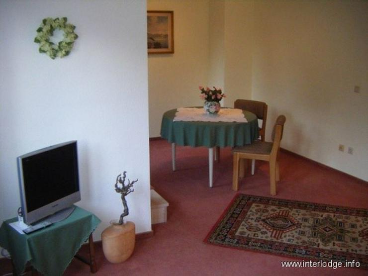 Bild 2: INTERLODGE Möblierte helle Wohnung mit Loggia in ruhiger Lage in Bochum-Eppendorf