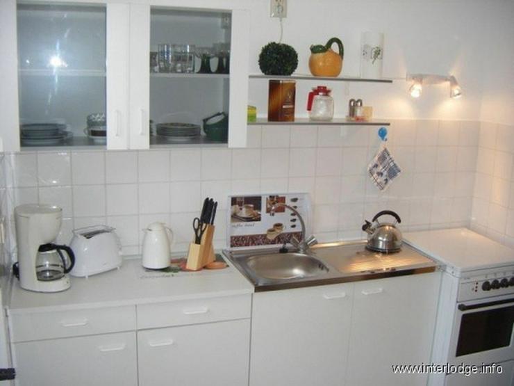 Bild 5: INTERLODGE Möblierte helle Wohnung mit Loggia in ruhiger Lage in Bochum-Eppendorf