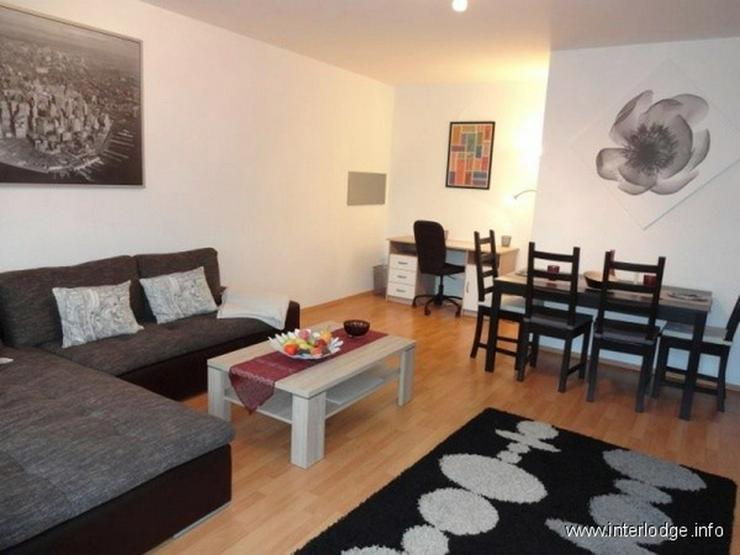 INTERLODGE Modern möblierte Komfortwohnung mit Balkon, Garage und Service in Bochum-Weitm...