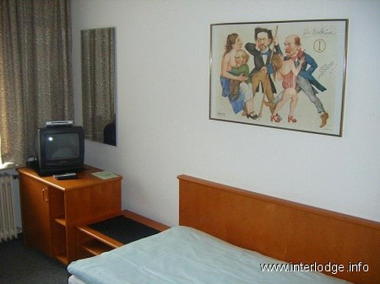 Bild 2: INTERLODGE Möbliertes Gästezimmer im Hotelstandard in bevorzugter Lage in Essen-Rüttens...
