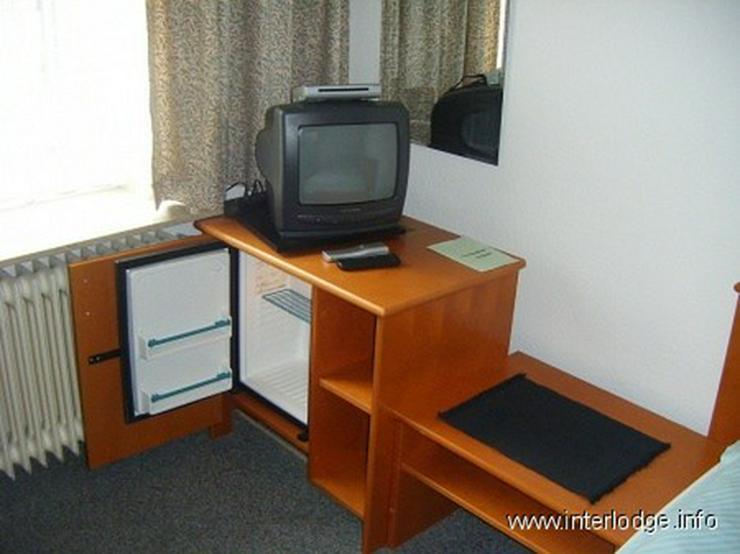 Bild 3: INTERLODGE Möbliertes Gästezimmer im Hotelstandard in bevorzugter Lage in Essen-Rüttens...