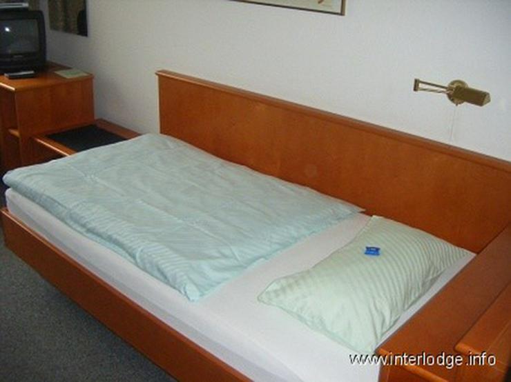 Bild 4: INTERLODGE Möbliertes Gästezimmer im Hotelstandard in bevorzugter Lage in Essen-Rüttens...