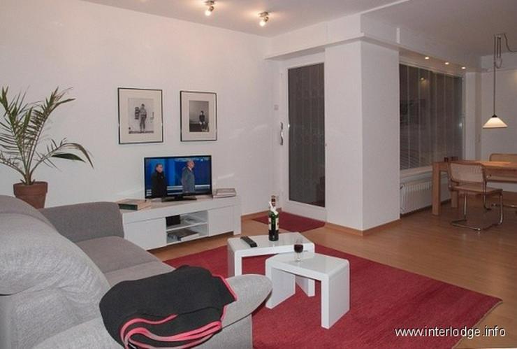 Bild 2: INTERLODGE Nähe Siepental: modern und schick eingerichtete EG-Wohnung mit Terrasse in ruh...