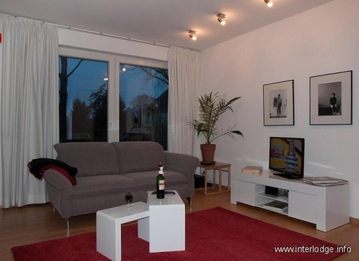 INTERLODGE Nähe Siepental: modern und schick eingerichtete EG-Wohnung mit Terrasse in ruh... - Wohnen auf Zeit - Bild 1