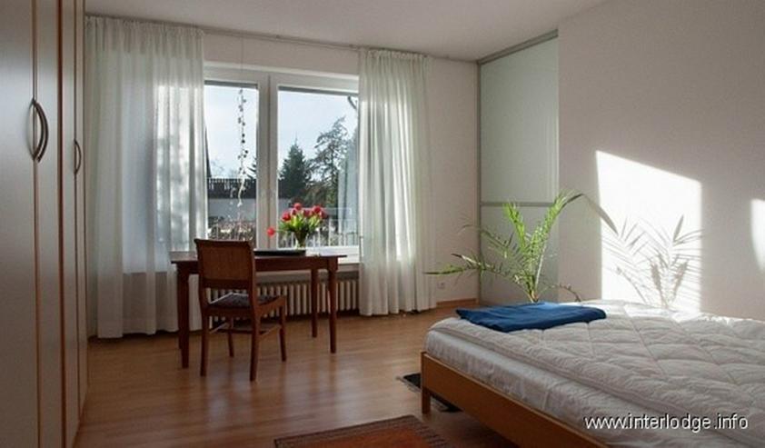 Bild 5: INTERLODGE Nähe Siepental: modern und schick eingerichtete EG-Wohnung mit Terrasse in ruh...