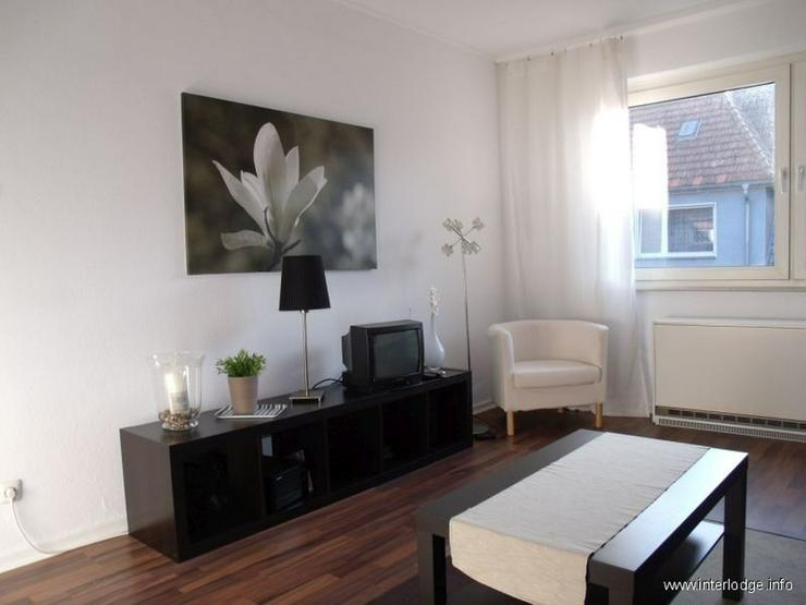 Bild 2: INTERLODGE Geschmackvoll möblierte Wohnung mit Wohnküche in Top-Lage in Essen-Rüttensch...