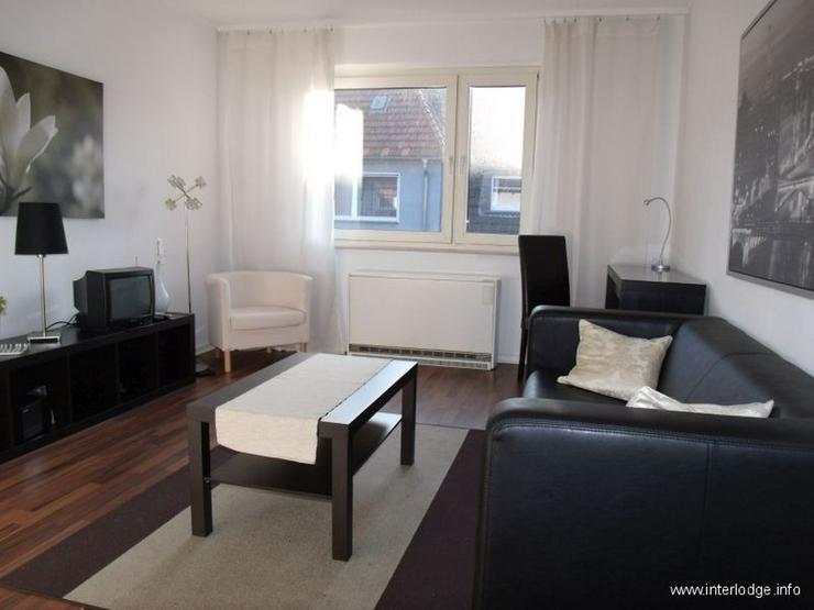 Bild 3: INTERLODGE Geschmackvoll möblierte Wohnung mit Wohnküche in Top-Lage in Essen-Rüttensch...