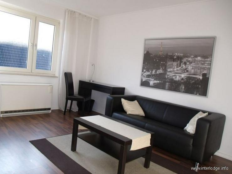 INTERLODGE Geschmackvoll möblierte Wohnung mit Wohnküche in Top-Lage in Essen-Rüttensch... - Wohnen auf Zeit - Bild 1
