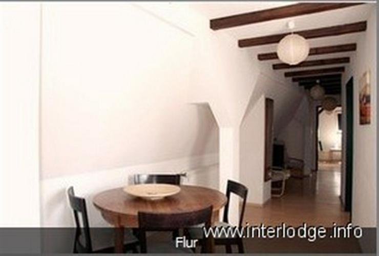 INTERLODGE Komplett und modern möblierte Wohnung mit 4 Schlafzimmern in Bochum-City