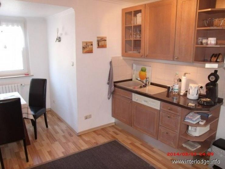 Bild 5: INTERLODGE Nähe Zollverein: Modern möblierte Wohnung in ruhiger, schöner Lage mit 2 Sch...