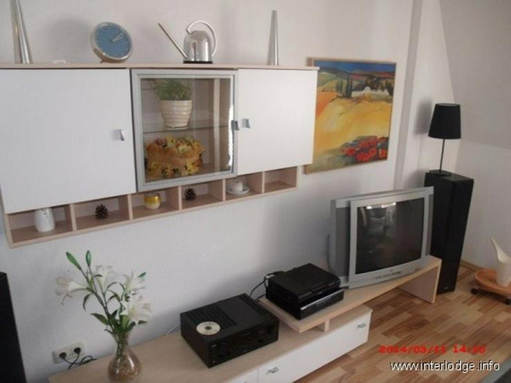Bild 2: INTERLODGE Nähe Zollverein: Modern möblierte Wohnung in ruhiger, schöner Lage mit 2 Sch...