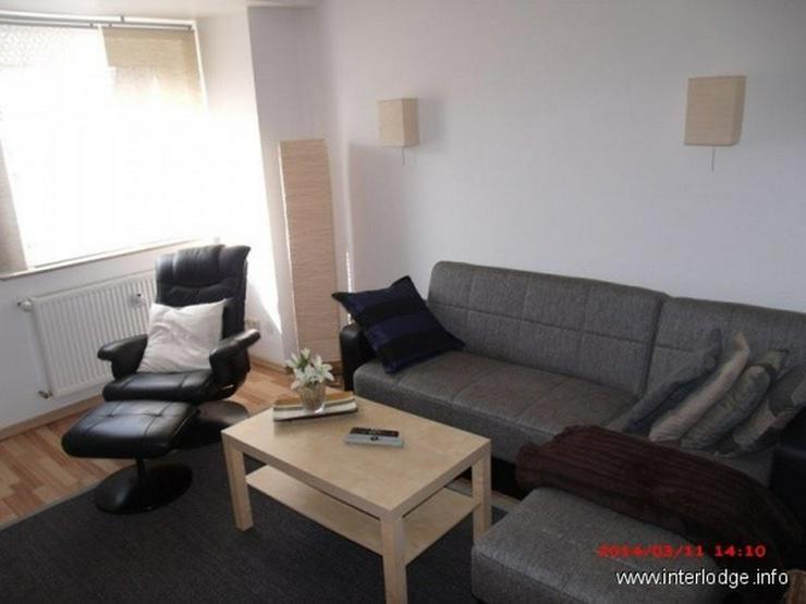 INTERLODGE Nähe Zollverein: Modern möblierte Wohnung in ruhiger, schöner Lage mit 2 Sch... - Bild 1